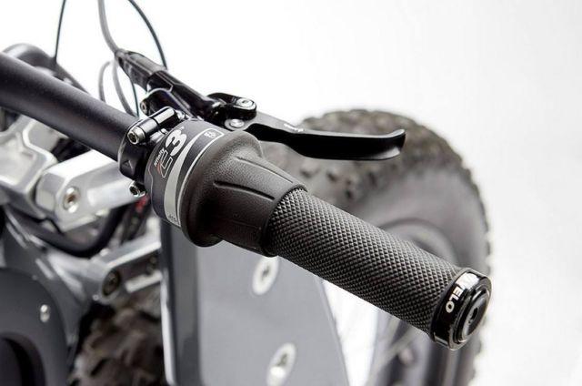 Moto Parilla electric bike (3)