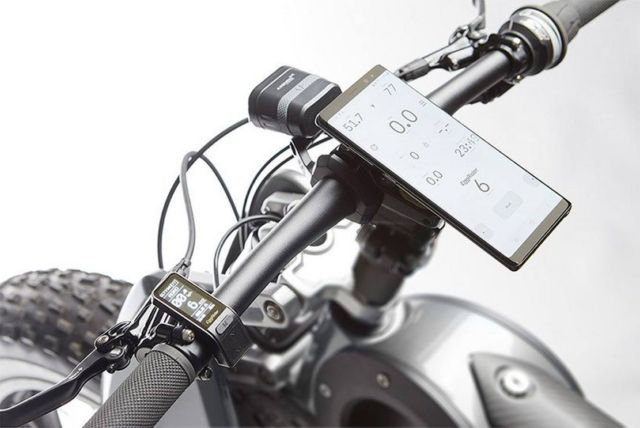 Moto Parilla electric bike (2)