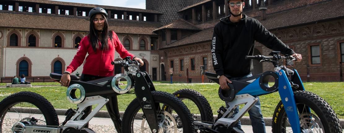 Moto Parilla electric bike (1)