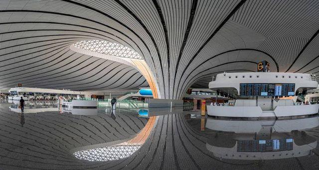 Zaha Hadid's Daxing Airport (5)
