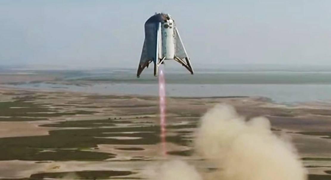 SpaceX Starhopper (4)