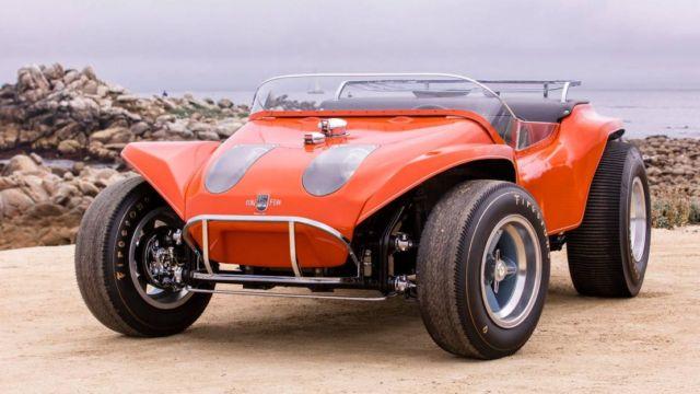 Steve McQueen's Dune Buggy (3)