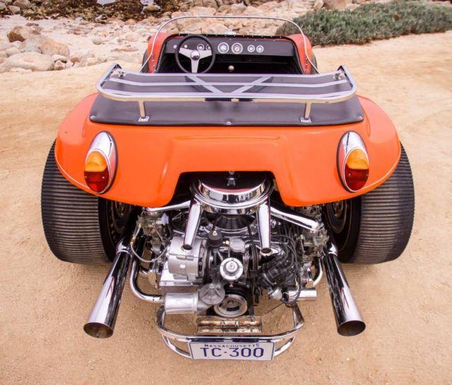 Steve McQueen's Dune Buggy (2)