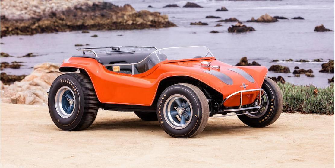 Steve McQueen's Dune Buggy (1)