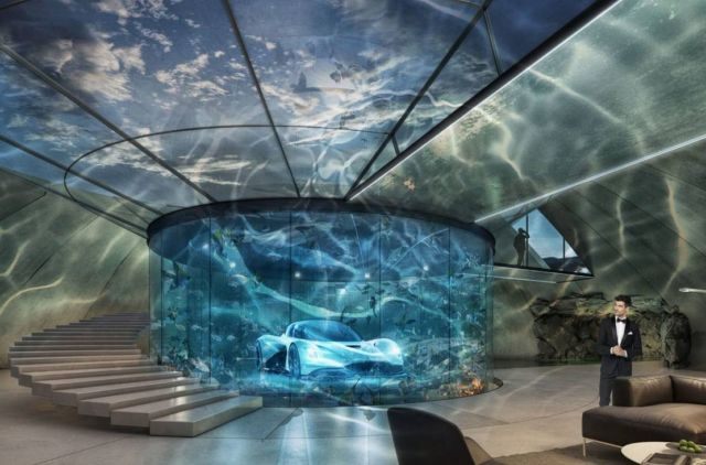 Dream Garage by Aston Martin (8)