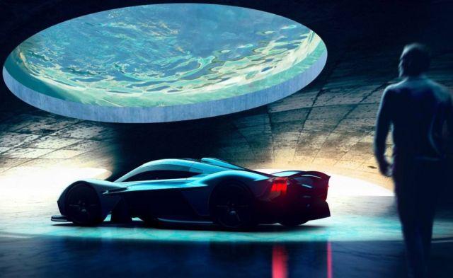 Dream Garage by Aston Martin (7)