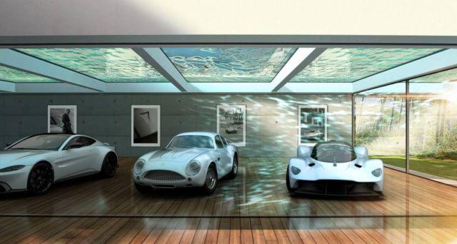 Dream Garage by Aston Martin (5)