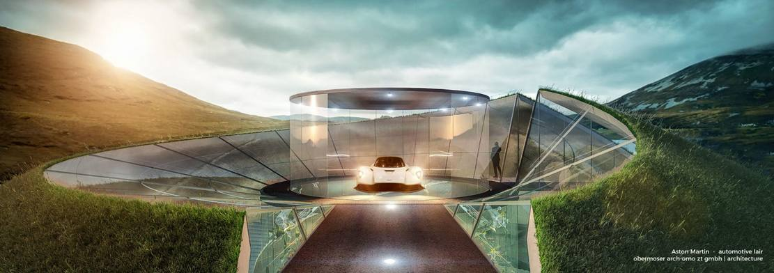 Dream Garage by Aston Martin (1)