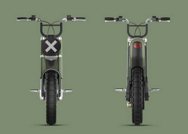 The Tryal electric motorcycle (1)