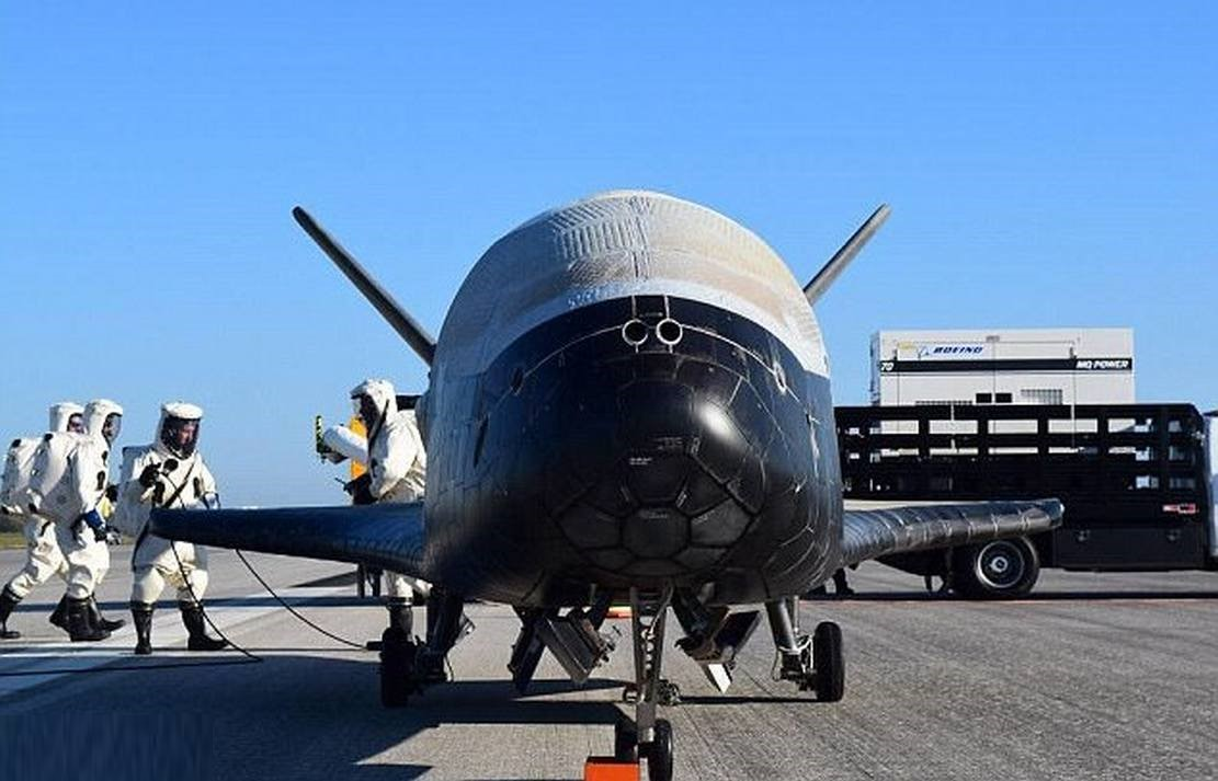 US Air Force's X-37B Space Plane