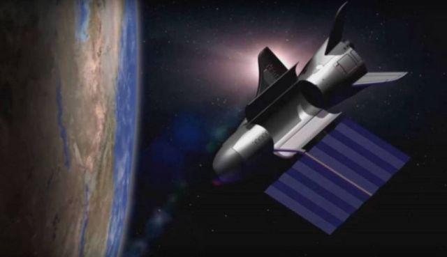 US Air Force's X-37B Space Plane