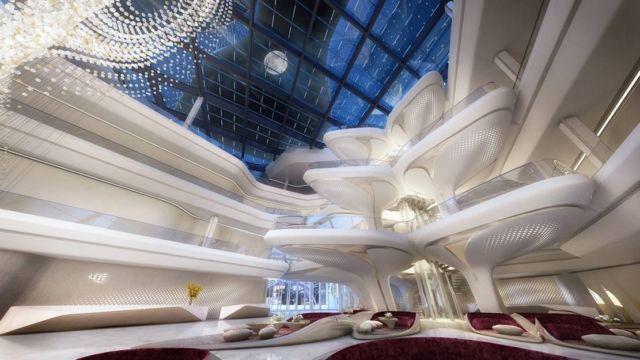 Zaha Hadid's Opus building (3)