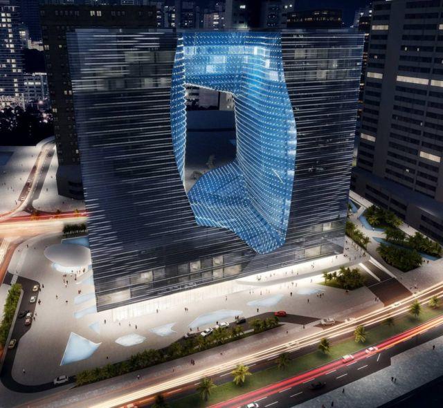 Zaha Hadid's Opus building (11)