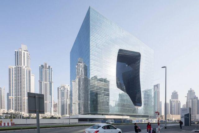 Zaha Hadid's Opus building (10)