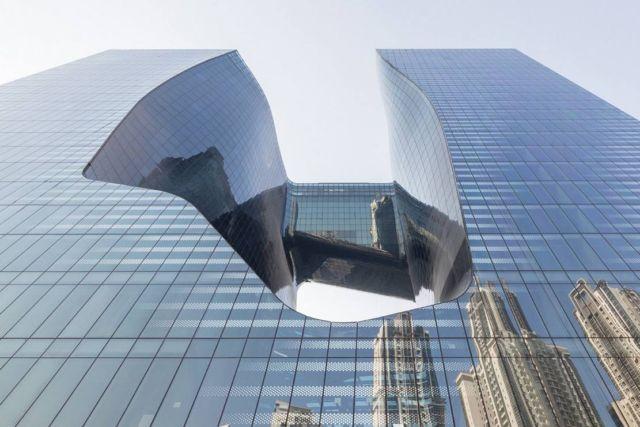 Zaha Hadid's Opus building (8)