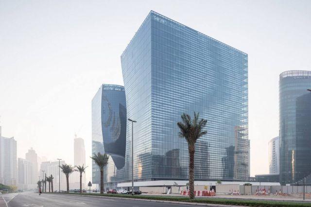 Zaha Hadid's Opus building (6)