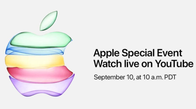 Apple iPhone 11 event Live streamed