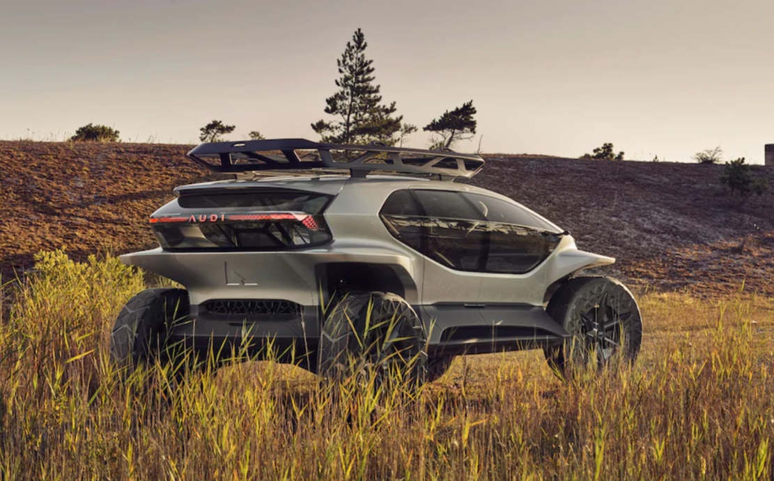 Audi AI-Trail concept (1)