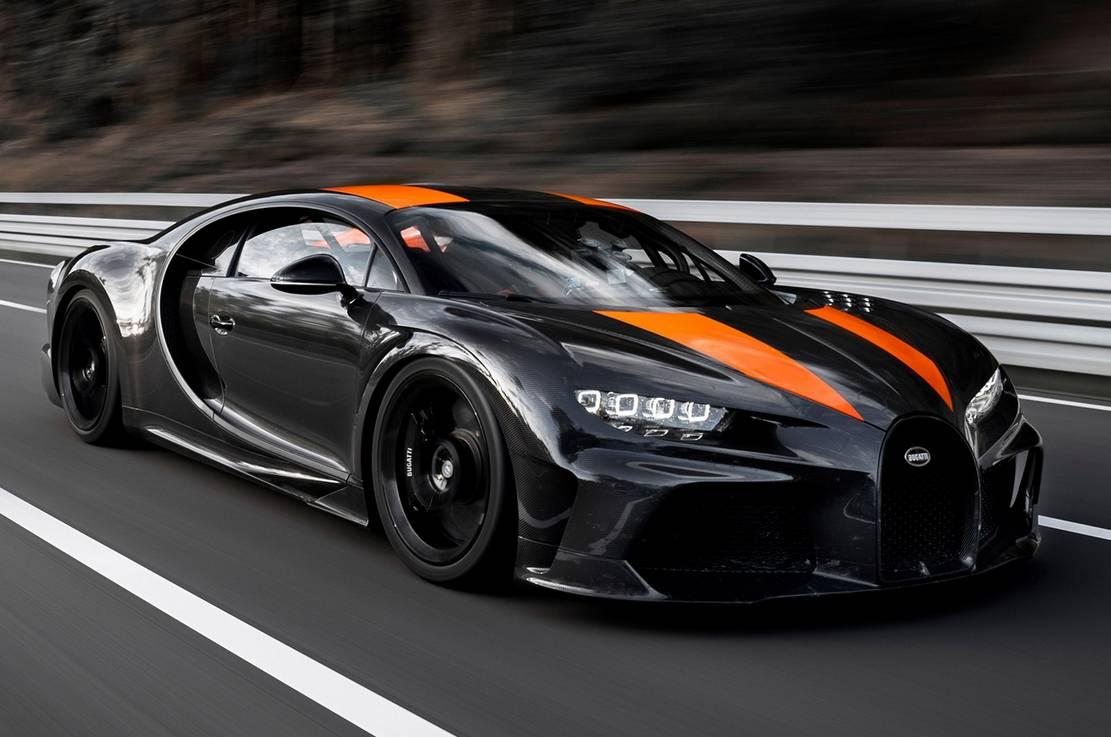Bugatti Chiron Super Sport 300+ Coupe