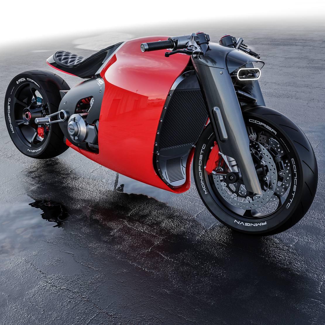 Ducati è rossa monoposto (13)
