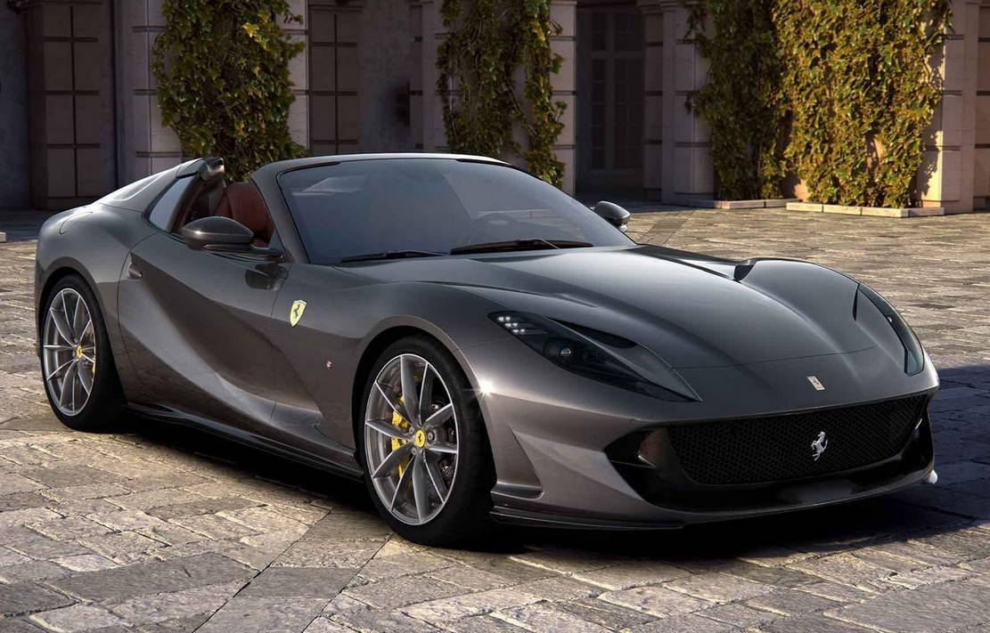 Ferrari 812 GTS Convertible (9)