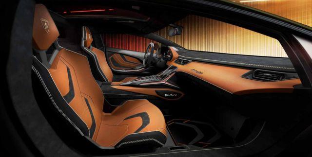 Lamborghini Sián supercar (2)