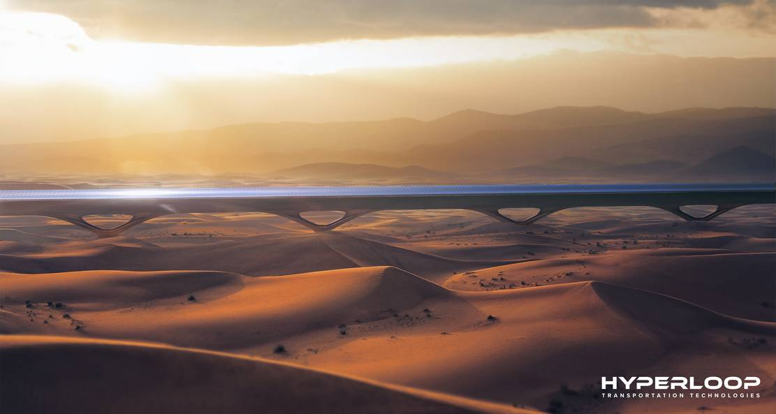 MAD Architects partners with HyperloopTT (1)