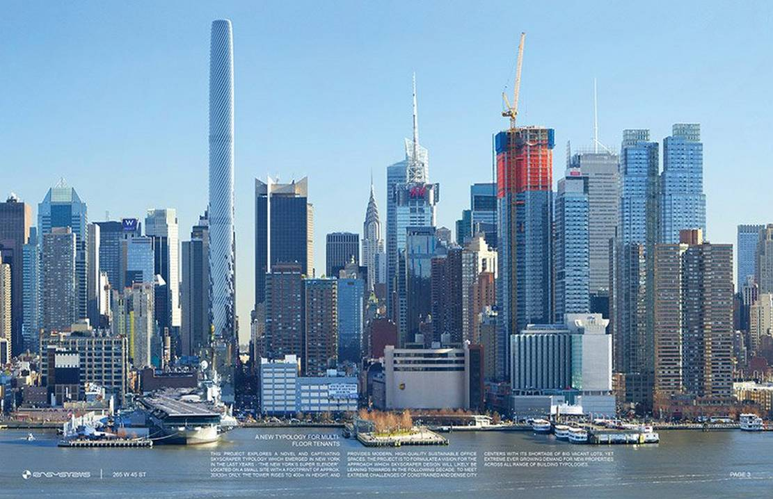 The New York's Super Slender Manhattan's next Supertall Skyscraper (12)