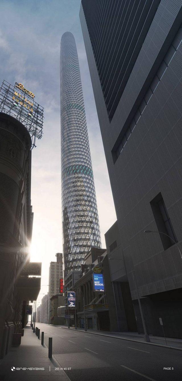 The New York's Super Slender Manhattan's next Supertall Skyscraper (8)