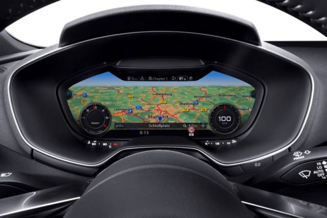 New 3D displays from Bosch (1)