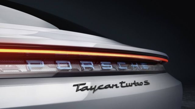 New Porsche Taycan officially unveiled (8)
