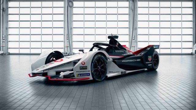 Porsche 99X Electric Formula E