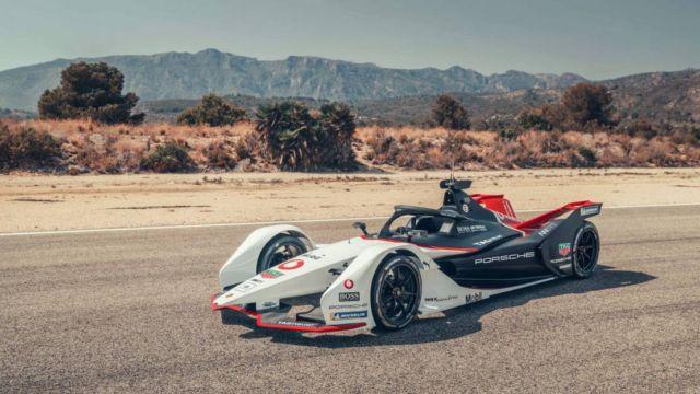 Porsche 99X Electric Formula E (7)