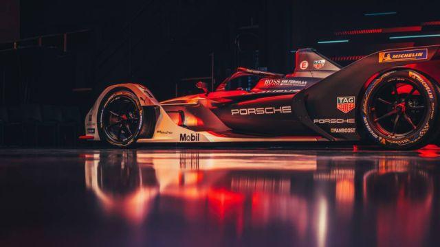 Porsche 99X Electric Formula E (6)