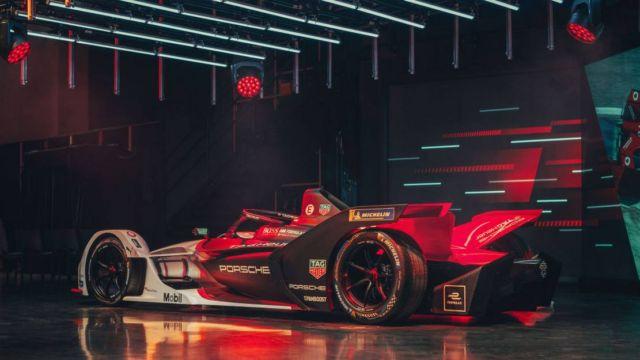 Porsche 99X Electric Formula E (4)