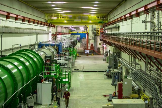 The NA62 experiment in CERN's North Area