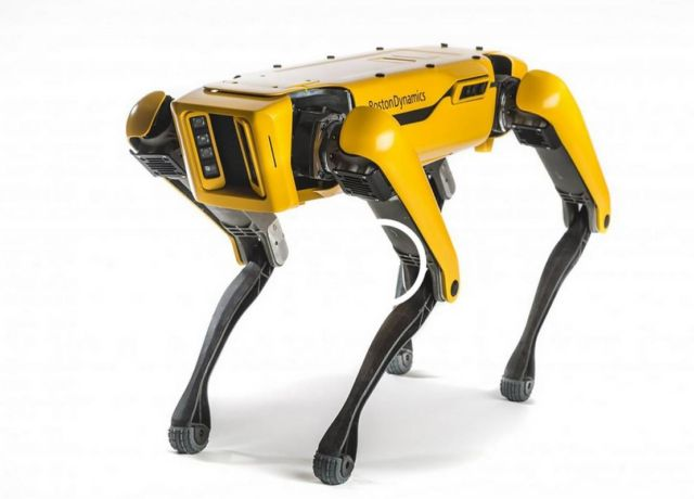 Spot- world's most advanced Robot Dog