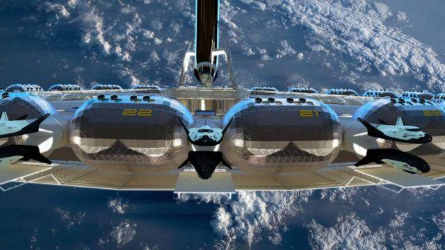 Von Braun Space Station