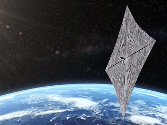The Science Behind Solar Sails