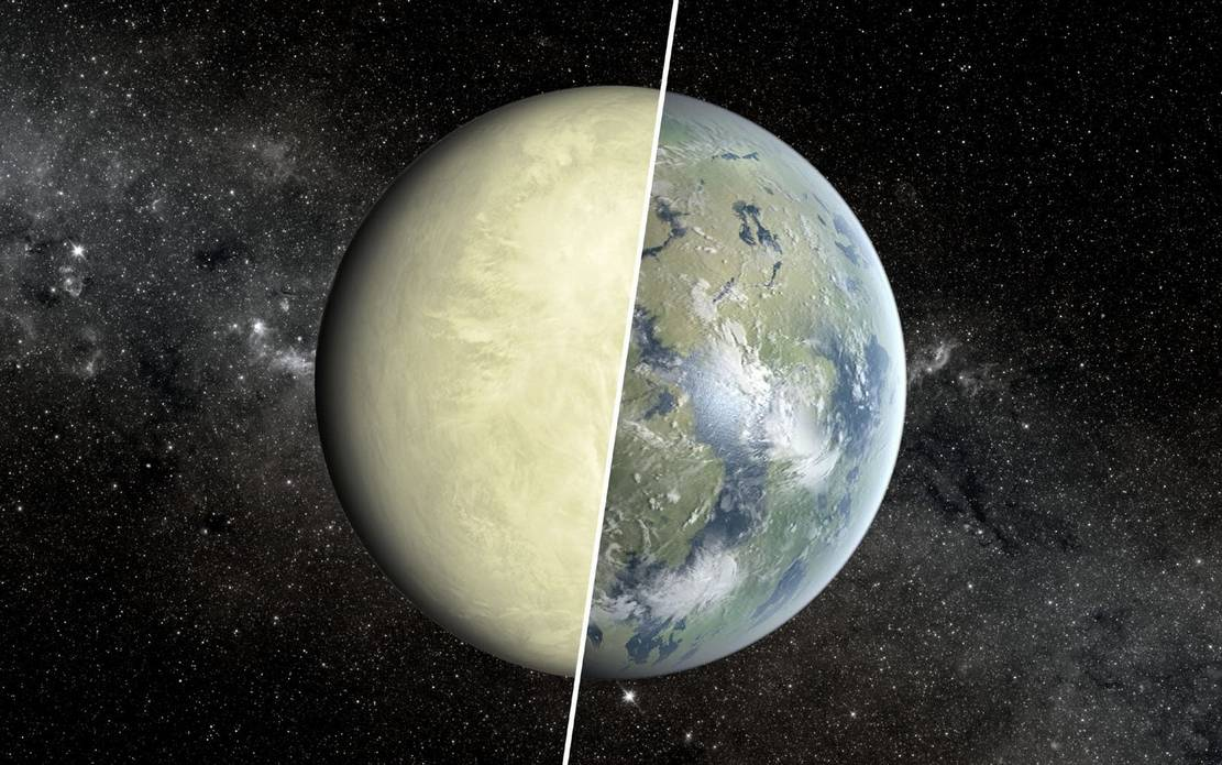 Venus could have been Habitable