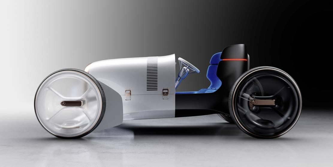 Vision Mercedes Simplex concept (1)