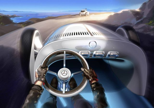 Vision Mercedes Simplex concept (3)
