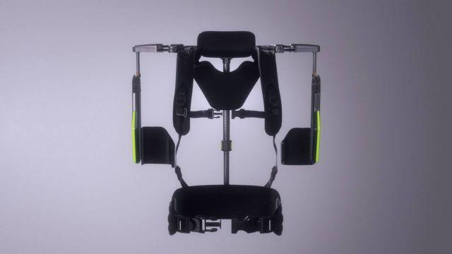 Wearable Vest Exoskeleton for Mechanics (3)