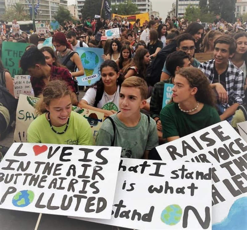World Climate Change Action Day