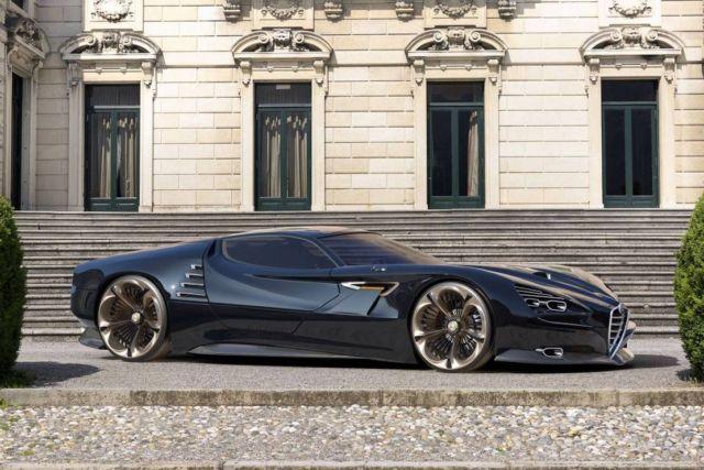 Alfa Romeo Montreal Vision GT Concept (6)