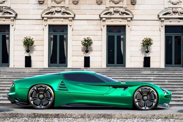 Alfa Romeo Montreal Vision GT Concept (4)