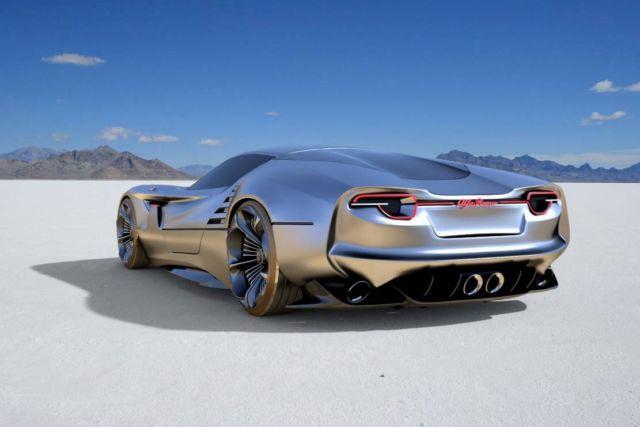 Alfa Romeo Montreal Vision GT Concept (2)