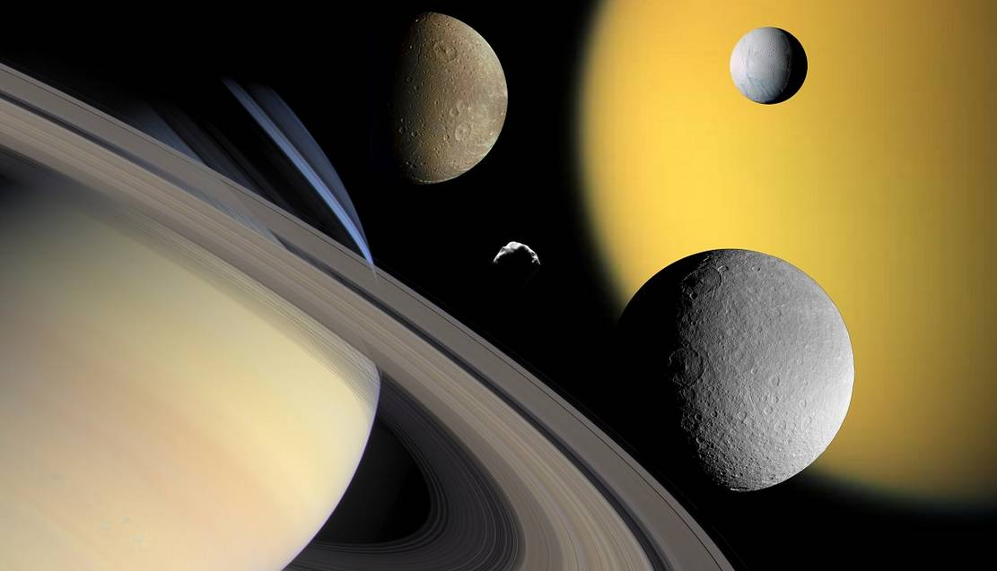 Astronomers just found 20 New Moons around Saturn