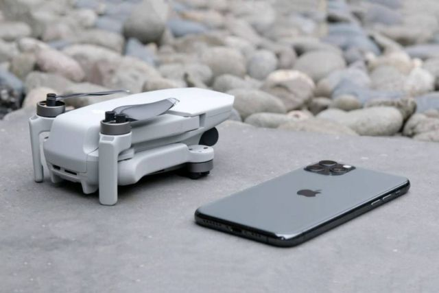 DJI Mavic Mini powerful palm-sized drone (5)