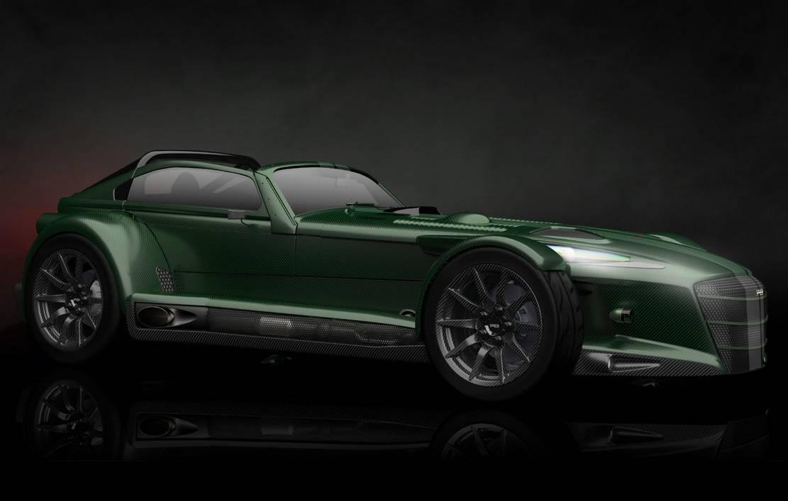 Donkervoort D8 GTO-JD70 sports car (6)